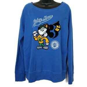 Disney Women's Pullover Long Sleeve Sweater Large